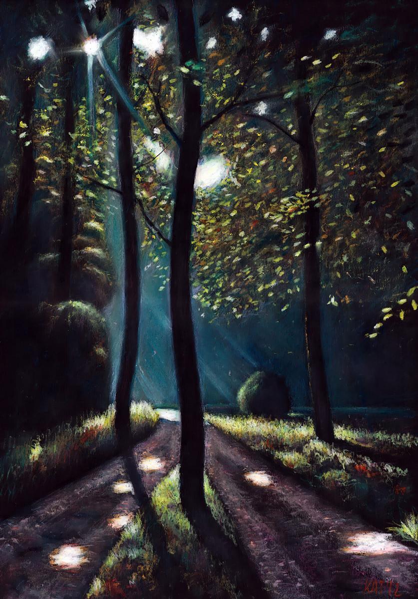 Erdőrészlet 2.